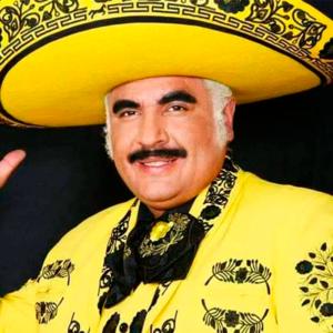 Yo me llamo VICENTE FERNANDEZ